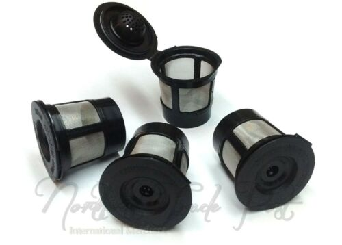 Keurig 4x Reusable K-cup Coffee Maker Filter Pod B40 B45 B50 B60 B70 B79 K15 K55