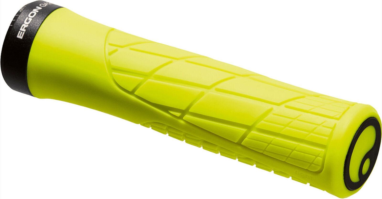 Ergon GA2 Mountain  Bike Grips - Yellow  top brands sell cheap