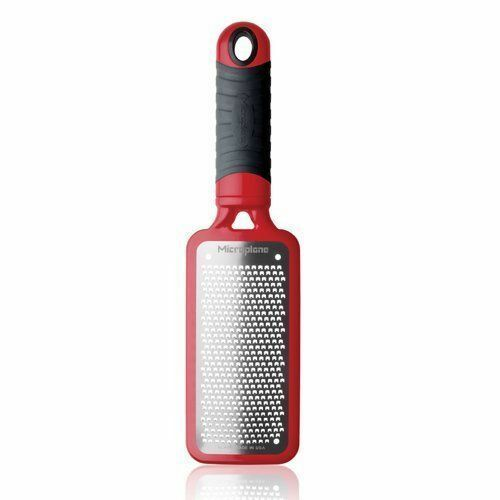 Microplane Home Coarse Grater Red