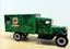 Rare-Set-of-3-Retro-Tin-Toy-Hawkeye-Ambulances-by-Kovap-Collectible thumbnail 4