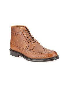CLARKS-hommes-Edward-Seigneur-fonce-interet-LEA-Boots-RU-6-7-9-10-11-12-G