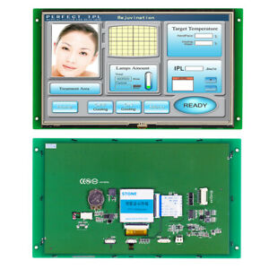 STONE-10-1-034-TFT-Smart-Home-with-Touch-Screen-RS232-Display-USB-LCD-UART-LCM