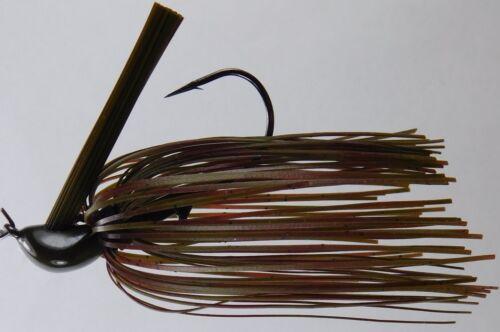 Bob 4 Bass Light Wire DC Arky contournés Jig avec GAMAKATSU Hook LI2