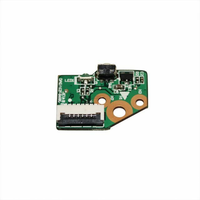 "Fabricant de matériel informatique d'origine HP Pavilion 13.3"" x360 13-a012dx Power Switch Button Board DA0Y62PB6B0 GT"