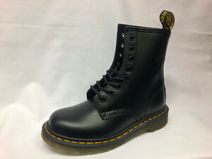 Martens Boots Black 1460 Nero Dr Originali Smooth Anfibi Z5Rgxw