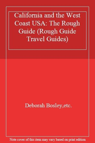 Rough Guide .9781858280578 California and the West Coast USA The Rough Guide