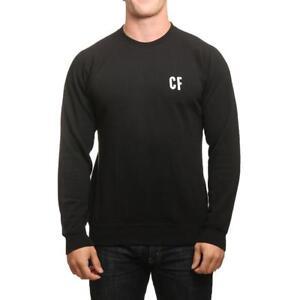 Black Crew Captain Men's Sweats Arch Clothing Fin Co zqffSTv