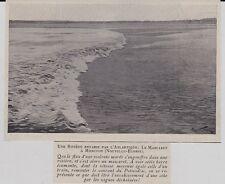 1906  --  CANADA  LE MASCARET A MONCTON  NOUVELLE ECOSSE   3G675