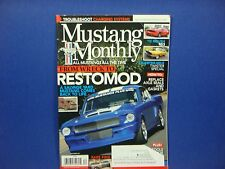 Mustang Monthly,December 2011,From Wreck Restomod Troubleshoot Charging Systems