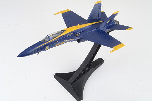 JCW-72-F18-004 F/A-18A Hornet 1/72 Model  1 USN blu Angels