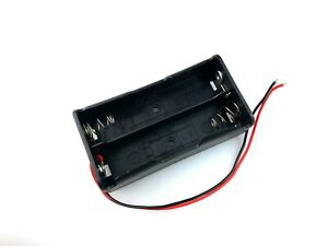 18650-Lithium-Ion-Polymer-2-Cell-Holder-Clip-Single-2S-7-4V-Cylindrical-Battery