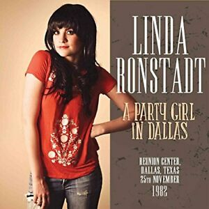 Linda-Ronstadt-A-Party-Girl-In-Dallas-CD