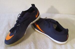 new style 65753 0c5eb Image is loading NEW-Nike-MercurialX-Finale-II-IC-Mens-Indoor-