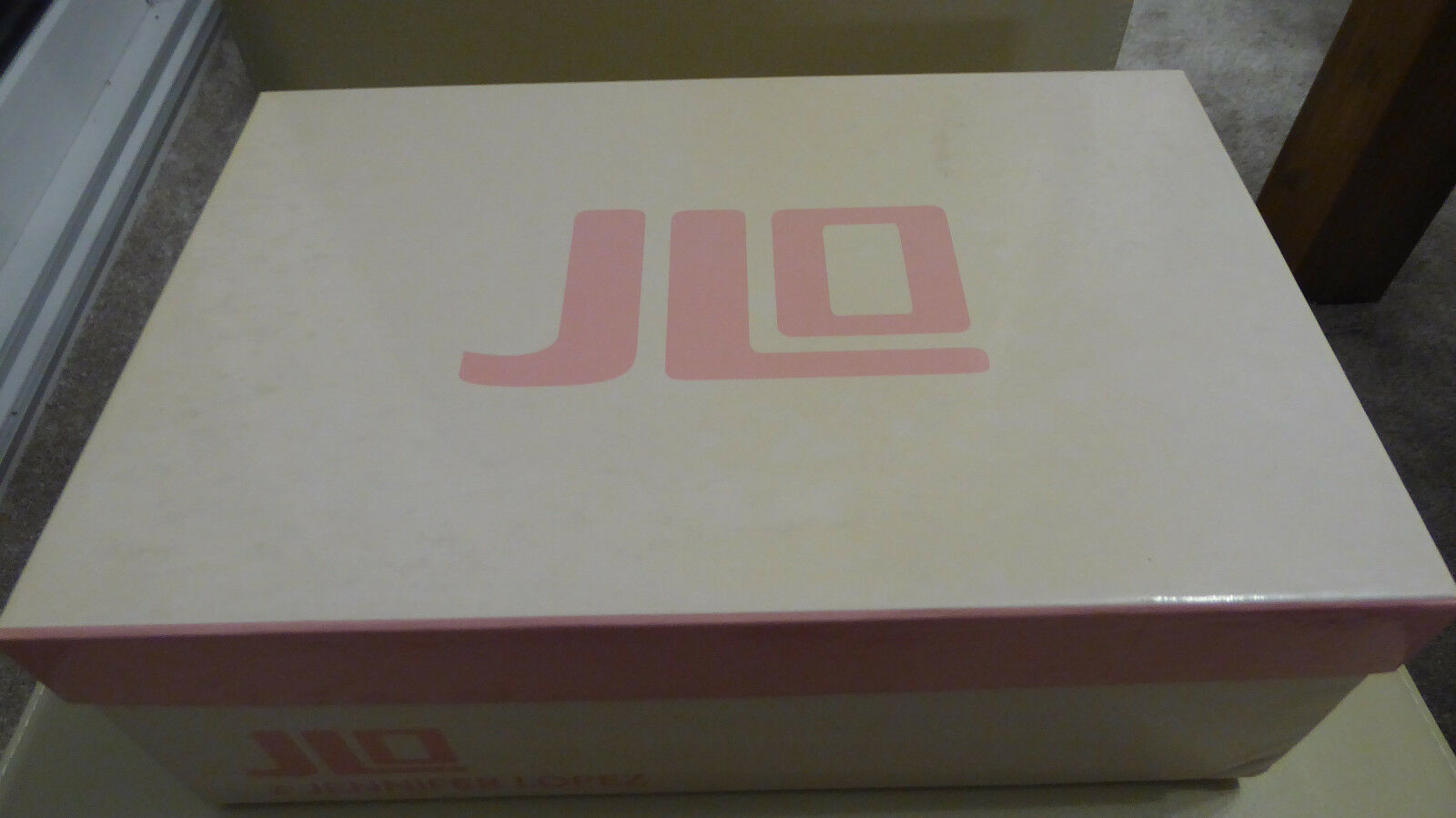 JLo Jennifer Lopez Patrice Sandale Salmon Leather Leder Pumps Sandale Patrice 57082c