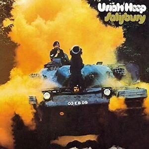 Uriah-Heep-Salisbury-New-Vinyl-UK-Import