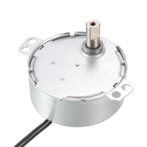 Drehtisch Synchronmotor 50-60Hz AC 220-240V CCW//CW 4W 30-36RPM