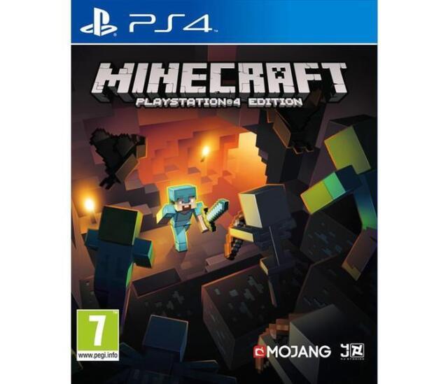 Giochi Sony PS4 SONY COMPUTER - Minecraft Ps4   - Minecraft Piattaforma PS4