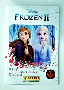 DISNEY FROZEN 2 Sticker Album w Elsa & Anna Pull-Out Wall Poster Buy More & Save