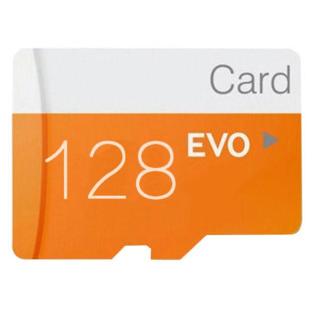 32GB 64GB 128GB Micro SDHC TF Flash Card External Class Memory Card w/ Adapter