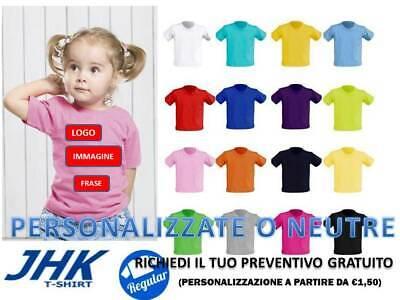 T-shirt, Maglie E Camicie T-shirt Baby Neonato Manica Corta 100% Cotone Jhk Personalizzabile For Improving Blood Circulation