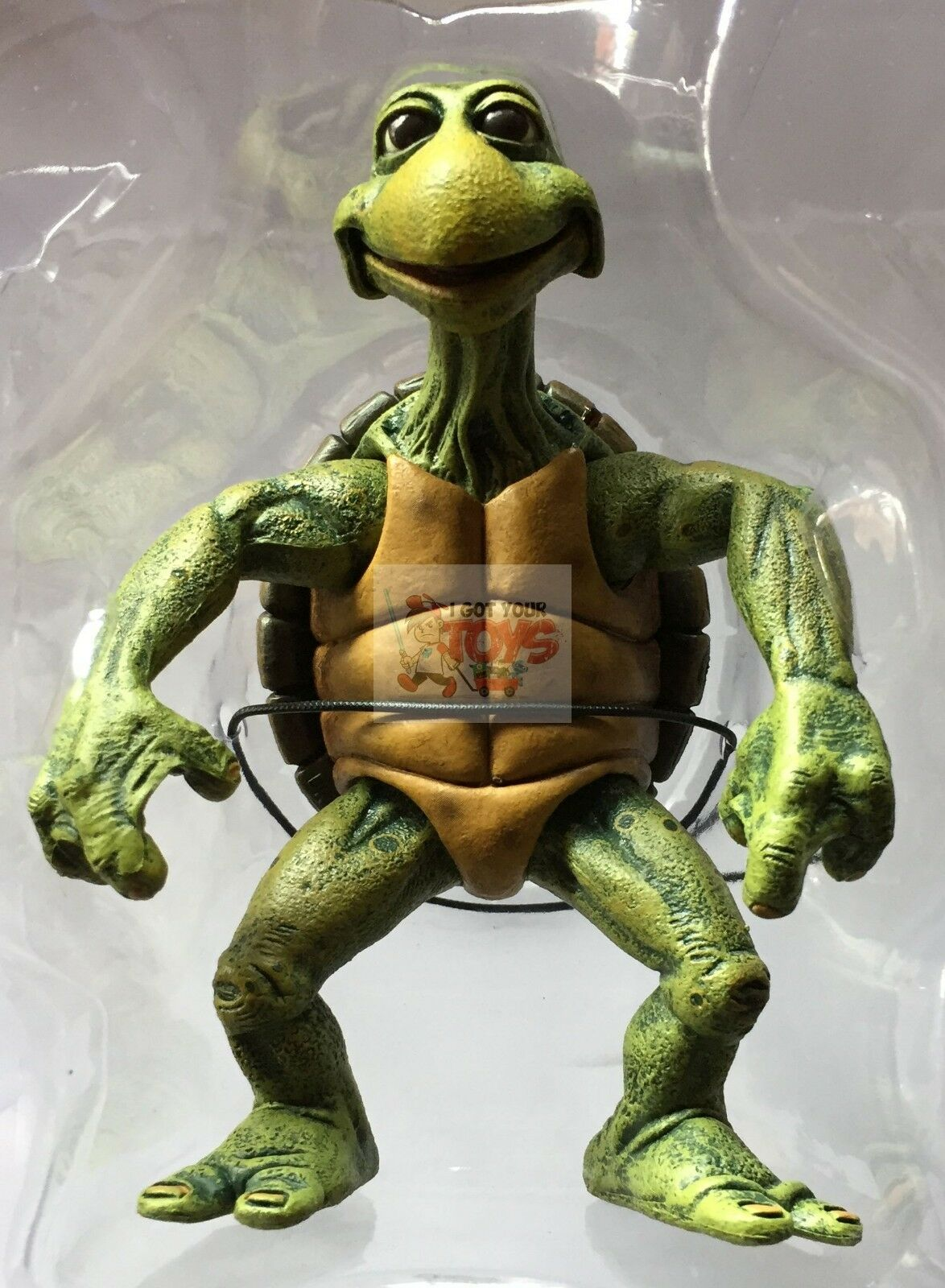 BABY TURTLE LOT (QTY 4) Neca Teenage Mutant Ninja Turtles 4  inch Loose FIGURES