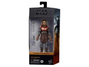 Star-Wars-Black-Series-THE-MANDALORIAN-THE-ARMORER-04-6-034-Figure-Hasbro-IN-HAND