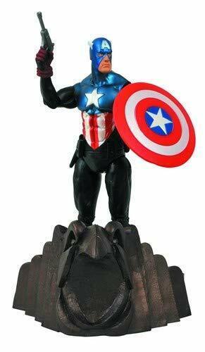 Marvel Select Captain America Action Figure Figure Figure d570f9