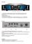 Indexbild 8 - PMPO 2x1200Watt Stereo PA-Verstärker Endstufe Nightline Pro 800 schwarz McTaatoo