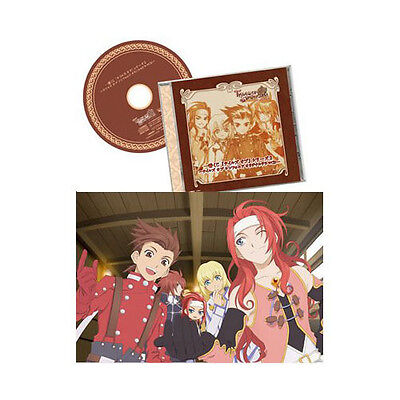 Tales of Series 2 Ichibankuji A Prize Drama CD and Poster NEW