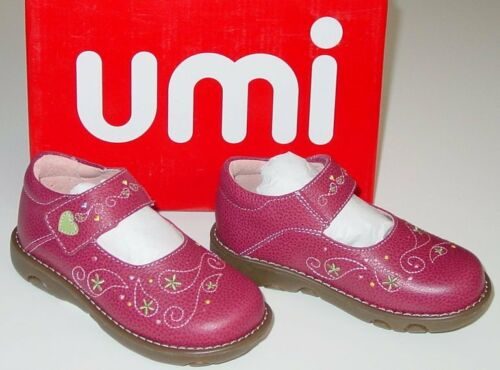 10.5 8.5 26 NEW UMI Paisley Raspber Shoes 25 9 28