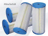 4 Pcs Whirlpool Whkf-whplbb Compatible Water Filter Cartridges For Whkf-dwhbb