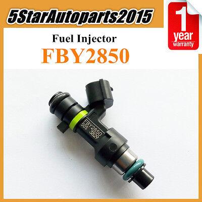 Single OEM Fuel Injectors 16600-EN200 FBY2850 For Nissan Cube Sentra Versa 1.8L