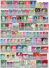 Sammlung BRD aus 1949 - 1959 o -  KW 713,-- ( 38187 )