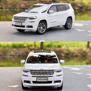 1:18 Scale LINCOLN Corsair SUV 2020 Metal Diecast Model Car Collection White