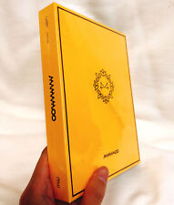 Mamamoo - Yellow Flower 6th Mini Album CD Booklet Photocard 1 Folded Poster