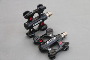 RockBros Bicycle Road Mountain Bike Pedals Carbon Fiber Sealed Bearings