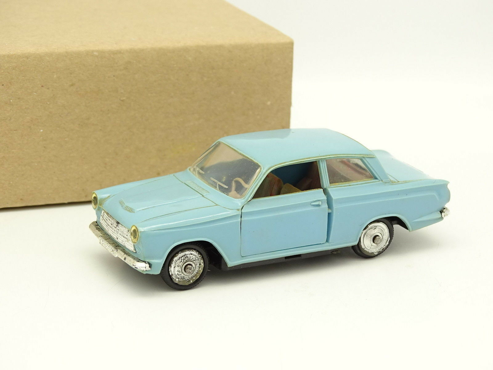 Norev SB 1 43 - Ford Cortina bluee bluee bluee 38c938