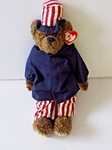 Beanie-Babies-AtticTreasures-Collection-Samuel-The-Bear-I-Want-You