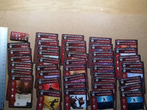 Skald cards//token//myth journeyman kick pedal stretch goals g735