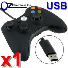 USB Wired Game Pad Controller Joypad For XBOX 360 Slim PC Windows 7 8 Windows 10