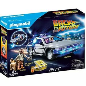 PLAYMOBIL-70317-Retour-vers-le-futur-DeLorean