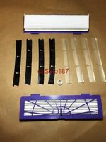 Neato Botvac Blade Brush Bar & Bearing 65 70e,75,80,85 Bristle Combo Pet Filter