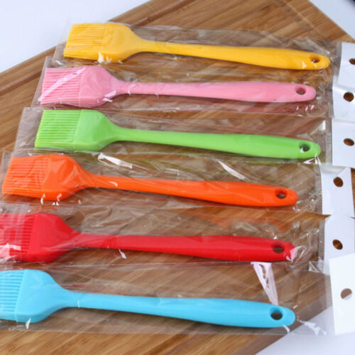 Sauce Tool Easily Grill Butter BBQ Pastry Sweep Silicone Baking Brush