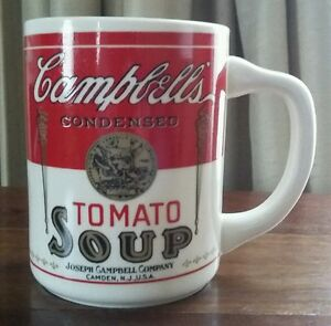Vintage Campbell\'s Soup Coffee Mug | eBay