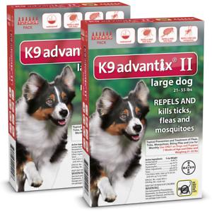 K9 Advantix II for Red Large Dog 2155lbs  12 pack US EPA approved - Olympia, Washington, United States - K9 Advantix II for Red Large Dog 2155lbs  12 pack US EPA approved - Olympia, Washington, United States