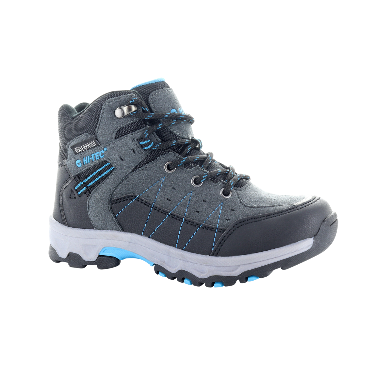 HiTec Shield Waterproof Comfortable Quality Junior Hiking Stiefel