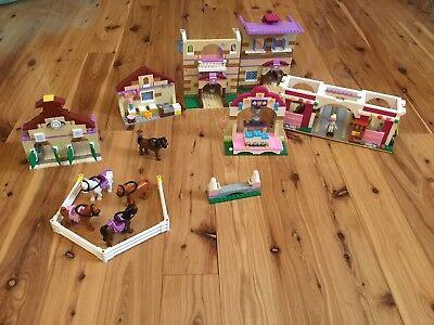 LEGO Friends SUNSHINE RANCH HARVEST STEPHANIE/'s NEW BORN LAMB 41039 41026 41029