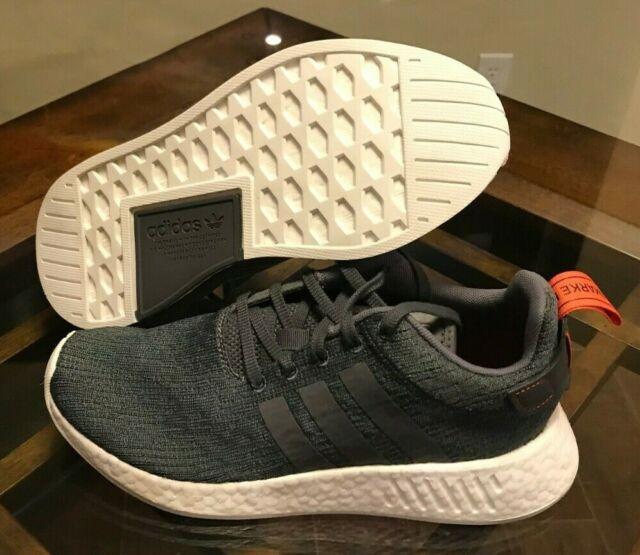 Size 9 Adidas Nmd R2 Grey Harvest 2017 For Sale Online Ebay
