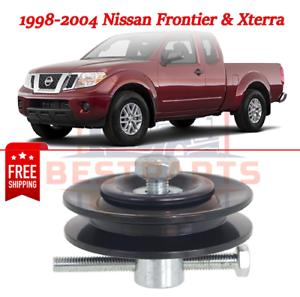 Accessory Belt Idler Pulley for Nissan Frontier Xterra Isuzu Rodeo Q45 Amigo