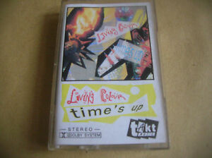 LIVING COLOUR Time's Up CASSETTE POLAND - Bielsko-Biala, Polska - LIVING COLOUR Time's Up CASSETTE POLAND - Bielsko-Biala, Polska